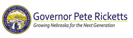 Gov Ricketts Logo