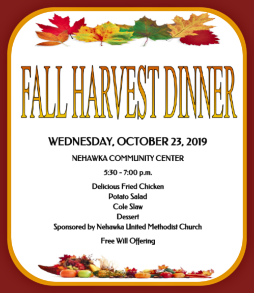 2019 10 09 NEH UMC fall dinner 1