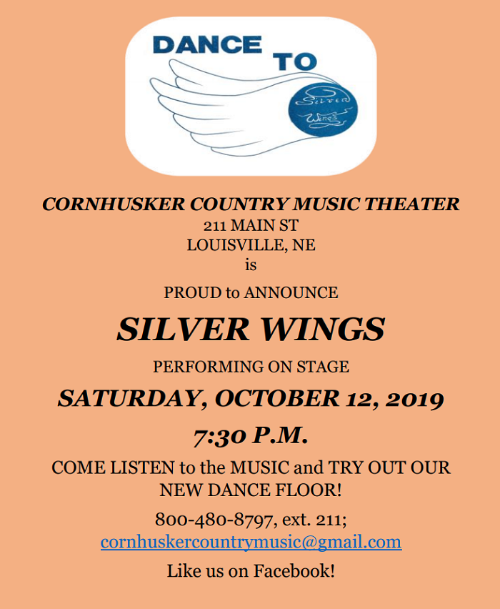 Corn Theater Silver Wings